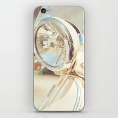 Sunny Vespa iPhone & iPod Skin