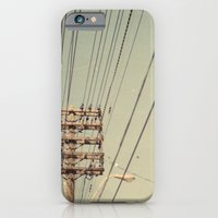 iPhone & iPod Case featuring wire by erinreidphoto