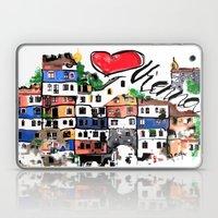I love Vienna  Laptop & iPad Skin