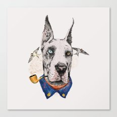 Mr. Great Dane Canvas Print