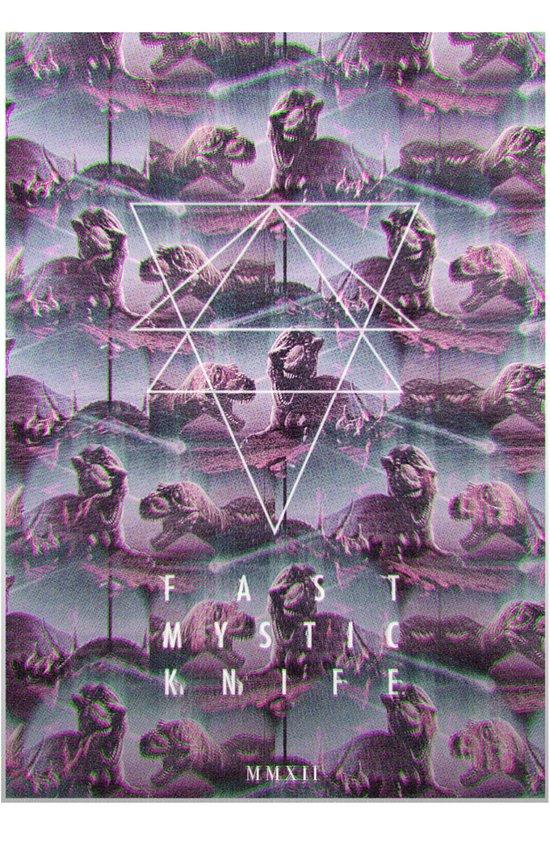 MYSTIC//KALEIDO Art Print