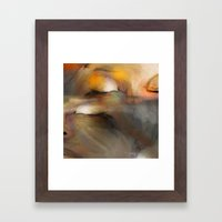 senses . . . Framed Art Print