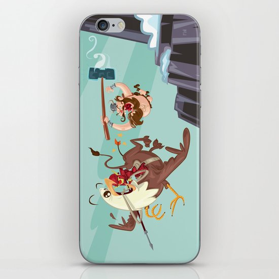 Braun Bloodstone and the Griffin iPhone & iPod Skin