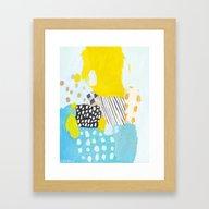 Eternal Optimist - Avail… Framed Art Print