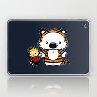 Hello Tiger Laptop & iPad Skin