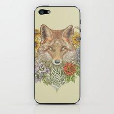 Fox Garden iPhone & iPod Skin