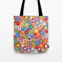 freckle spot blush Tote Bag