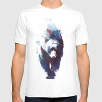Death run Mens Fitted Tee White SMALL