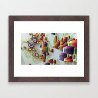 Double Diddle Eviscerati… Framed Art Print