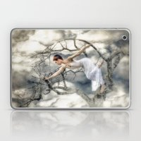 She Climbed To The Top Laptop & iPad Skin
