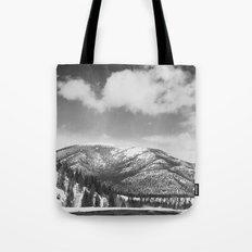 Mountain/Colorado Tote Bag