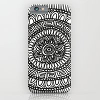 Mandala 2 iPhone 6 Slim Case
