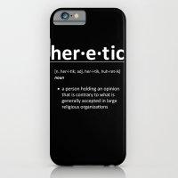Heretic iPhone 6 Slim Case
