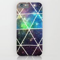 Space Geodesic iPhone 6 Slim Case