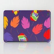 iPad Case featuring Vivid Leaves 43 by Luizavictorya72