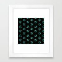 Pttrn20 Framed Art Print