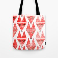 Foxy Pattern Tote Bag