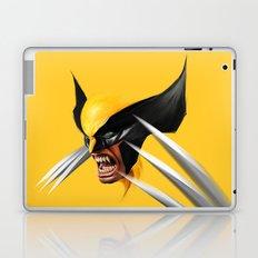 BLACK AND YELLOW Laptop & iPad Skin