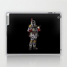 Boba Font Laptop & iPad Skin