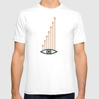 I Like What I See. Mens Fitted Tee White SMALL