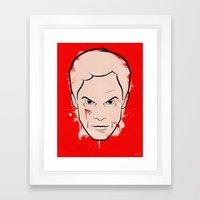 Dexter Morgan - Dexter Framed Art Print