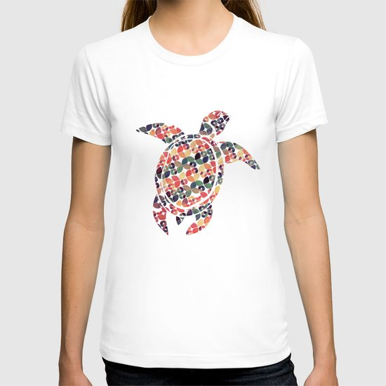 The Pattern Tortoise T-shirt