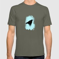 Raven Mens Fitted Tee Lieutenant SMALL