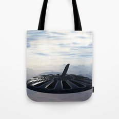 Hunter UFO Tote Bag