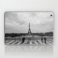 Paris Skyline  Laptop & iPad Skin