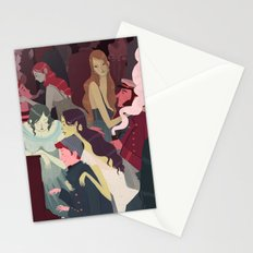 Fish House Punch Stationery Cards
