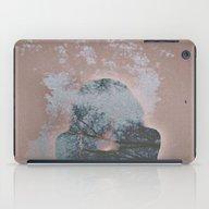 Hiding Behind iPad Case