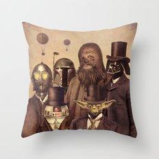 Victorian Wars (A2 format)  Throw Pillow