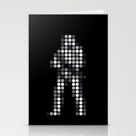 Trooper Stationery Card
