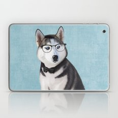 Mr Husky Laptop & iPad Skin