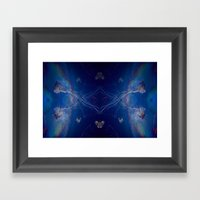 I Know About You Framed Art Print