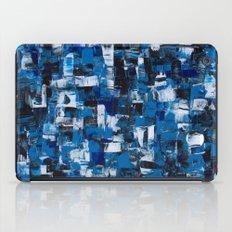 Blue Blade Painting iPad Case