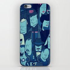 Blade Runner iPhone & iPod Skin