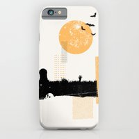 iPhone & iPod Case featuring Halloween by Lil Tuffy