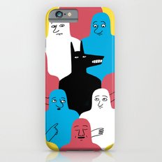 A Wolf iPhone 6s Slim Case