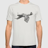 In Which It's A Bird. It… Mens Fitted Tee Silver SMALL