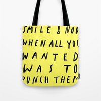 THE ART OF Tote Bag