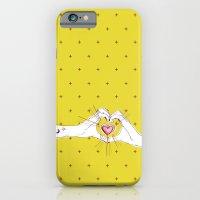 Heart Hands iPhone 6 Slim Case
