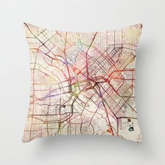 Dallas Throw Pillow