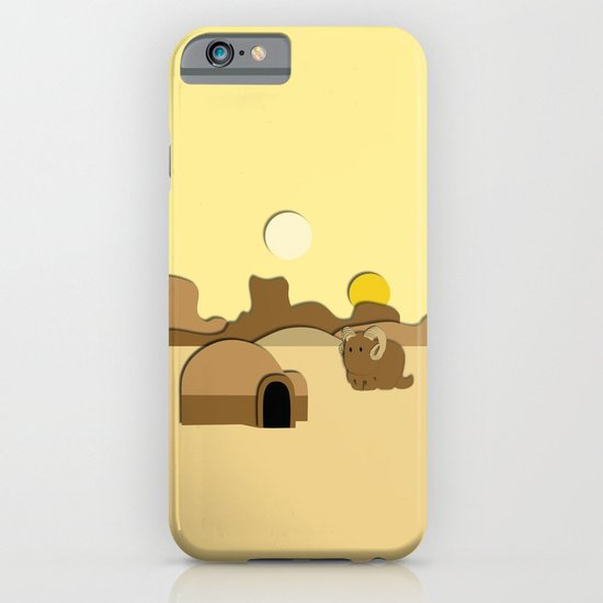 Tatooine iPhone & iPod Case
