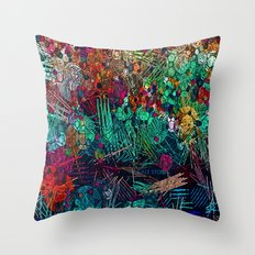 :: Love You Madly :: Throw Pillow