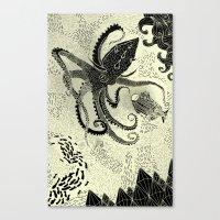 The Final Voyage Canvas Print