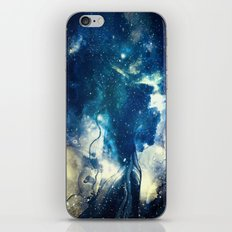 Book of Universe iPhone & iPod Skin