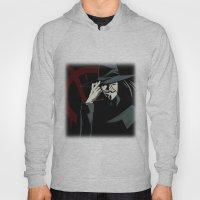 V for Vendetta (e1) Hoody