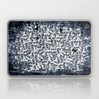 Skull Sketch Pattern Laptop & iPad Skin