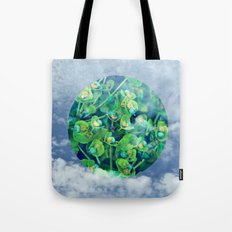 Little Planet #01 Tote Bag